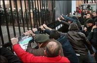 Hafenstreik in Griechenland