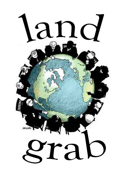 Globale Landnahme