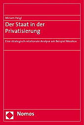 Der Staat in der Privatisierung