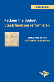 Reclaim the Budget