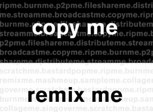 copy me - remix me