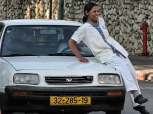 Krankenschwester in Israel - nicht im Streik, aber auch nicht im Stress.cc CC BY-NC-ND 2.0 by ygurvitz