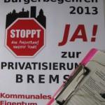 Leipziger Bürgerbegehren Privatisierungsbremse erreicht Quorum
