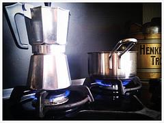 Andreas Schepers Kaffee und Eier.  CC BY-NC-SA 2.0